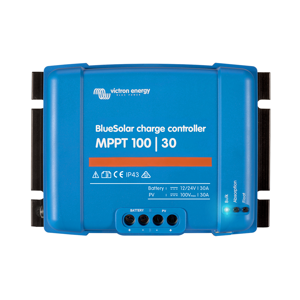 BlueSolar charge controller MPPT 100-30 (top)