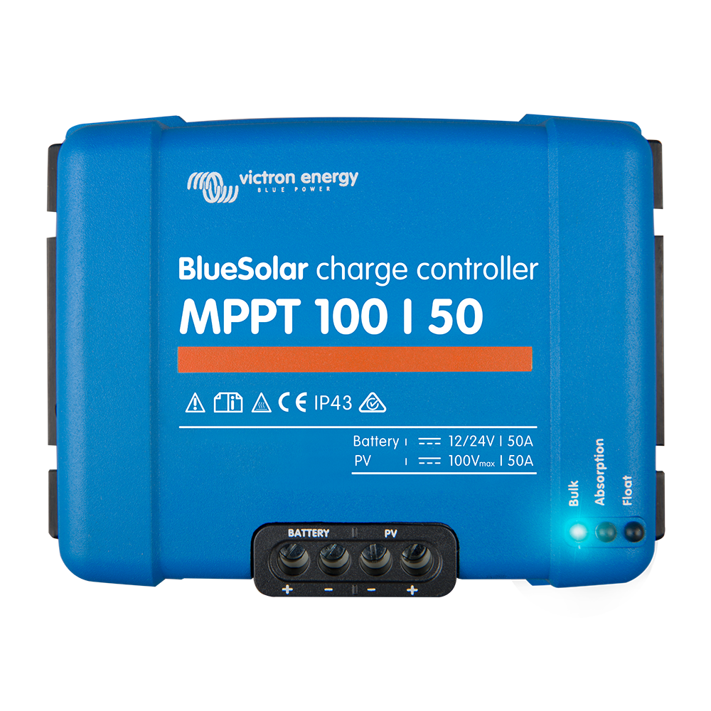 BlueSolar charge controller MPPT 100-50 (top)