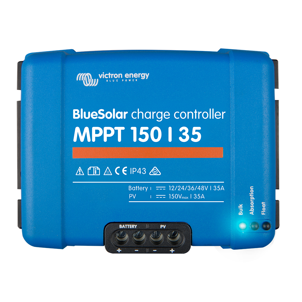 BlueSolar charge controller MPPT 150-35 (top)