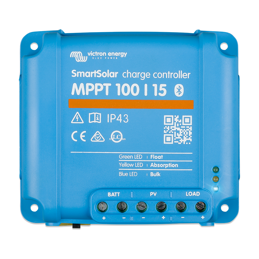 SmartSolar Charge Controller MPPT 100-15 (top)