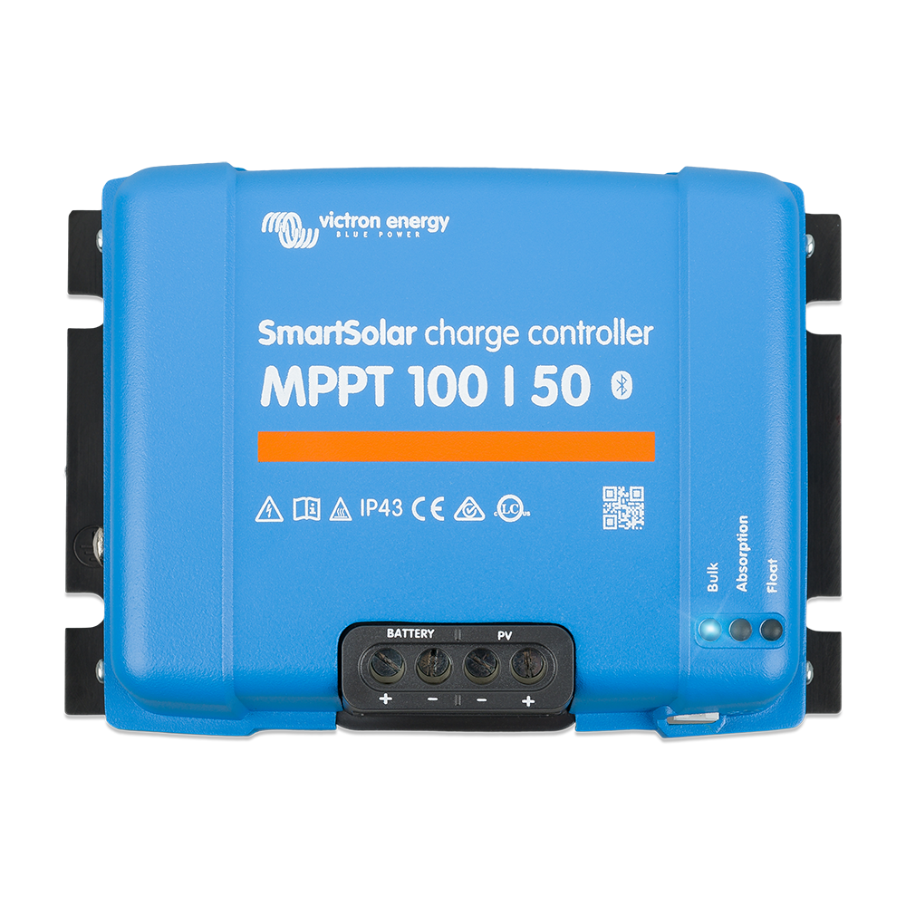 SmartSolar charge controller MPPT 100-50 (top)
