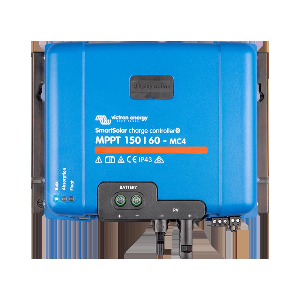SmartSolar charge controller MPPT 150-60 MC4 (top)