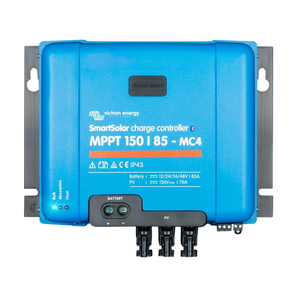 SmartSolar charge controller MPPT 150-85 MC4 (top)