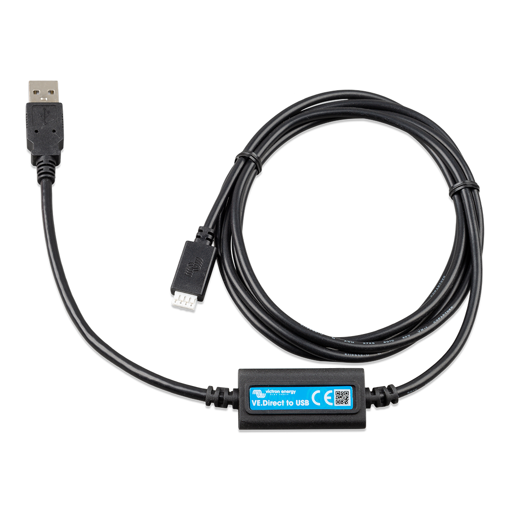 Victron VE.Direct to USB Interface